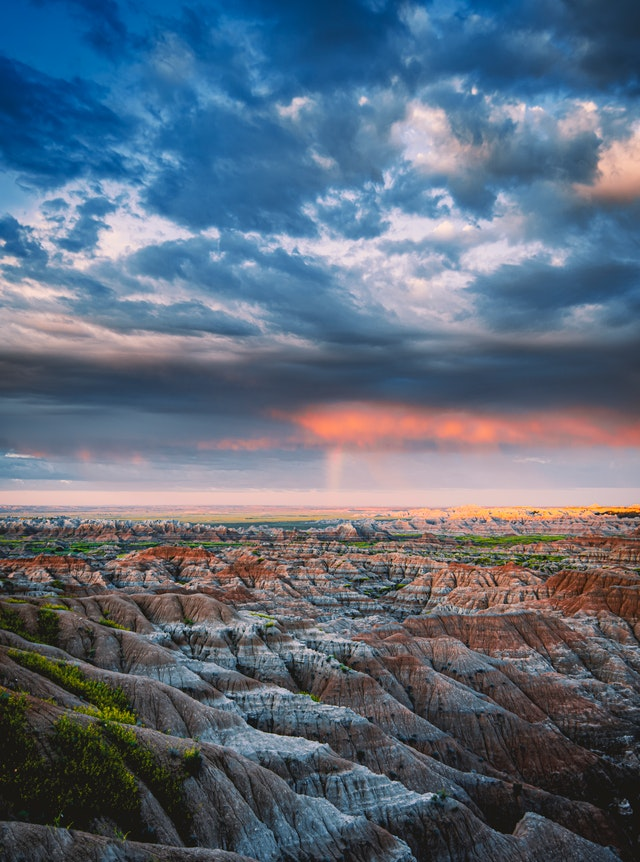 Peace Like a River–Some Miracles and More in theBadlands